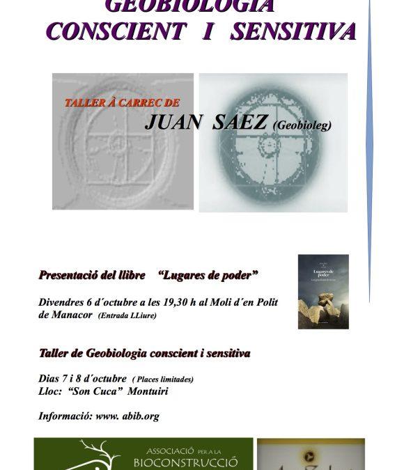TALLER DE GEOBIOLOGIA CONSCIENT I SENSITIVA