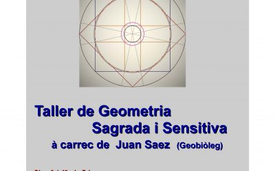 TALLER DE GEOMETRIA SAGRADA I SENSITIVA