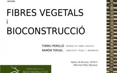FIBRES VEGETALS I BIOCONSTRUCCIÓ