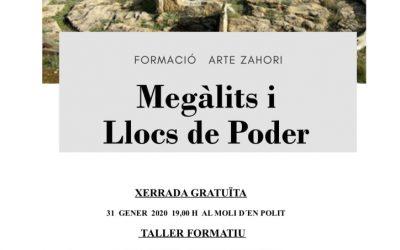 MEGALITS I LLOCS DE PODER