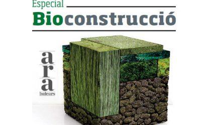 REVISTA ARA BALEARS ESPECIAL BIOCONSTRUCCIÓ